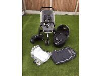 ***Quinny Buzz Travel System with many Accessories, Excellent Condition, BARGAIN***