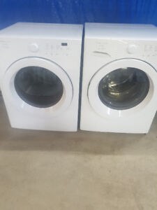 Frigidaire Front Load Washer GAS Dryer, Huge Water / Gas Savers