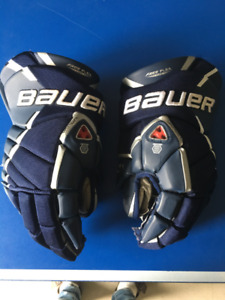 Bauer X60 hockey gloves