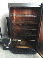 bradley 4 rack electric smoker