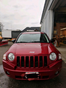 2009 Jeep Compass Saftied