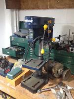 8 Inch Drill Press Master Craft / perceuse à colonne