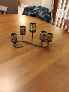 Partylite Candle Display