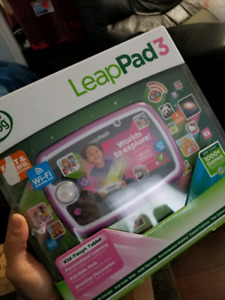 LEAP PAD 3 BRAND NEW