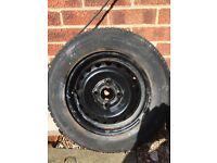 Vauxhall wheel corsa / astra