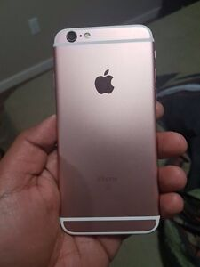 Like New Iphone 6s Rose gold 16 gb