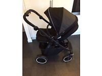 Excellent Condition Mothercare GRACO EVO XT Pram / Buggy RRP £450+