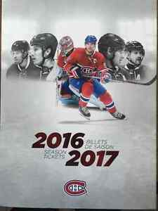 Billet Rouge Canadien Red Tickets West Island Greater Montréal image 1