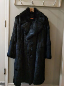 Real Fur Coat, very good condition