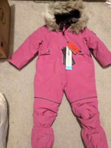 Brand new with tags snowsuit