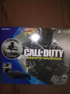 Brand new ps4 bundle