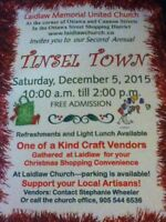Timsel town craft sale