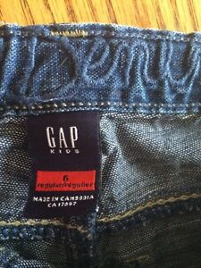 Kids gap shorts - size six London Ontario image 2