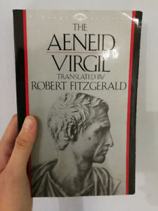 The Aenid – Virgil (Translated by Robert Fitzgerald) $9