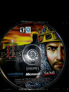 Age Of Empires || Gold Édition ( Macintosh)