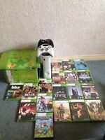 Need gone ASAP!!! Xbox 360 comes with 20 games and 2 controllers