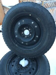 Hankook Winter Tires and Wheels