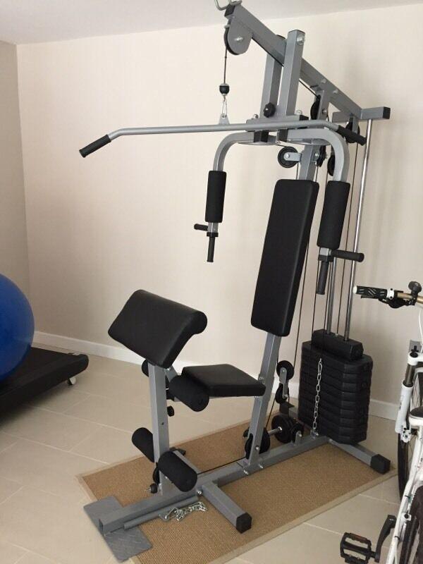 Multi gym strength trainer equipment in uxbridge london