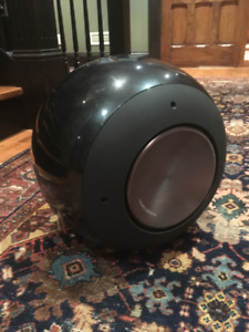 Bowers & Wilkins PV1 Subwoofer (Black)