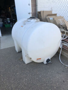 200 gallon water tank for sale