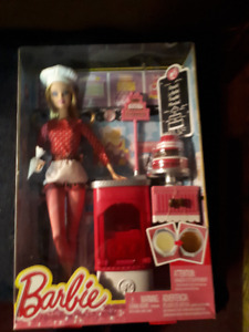 Barbie -  The Baker Collector Series