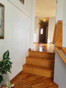 2 Bedrooms upstairs for rent