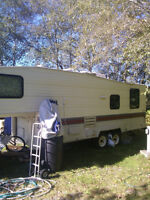 1993 25.5' TERRY RESORT FIFTH WHEEL. GREAT SHAPE. 2ND OWNER