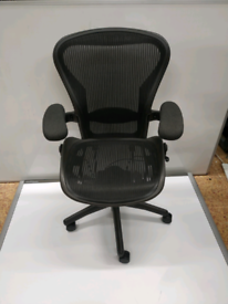 Herman miller Aeron Size B Fully loaded (free delivery in Glasgow)