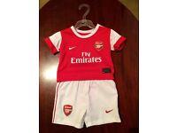 Arsenal kit 3-6