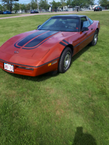 1986 CORVETTE - READY FOR SUMMER