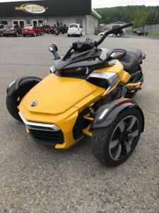 2018 Can Am Spyder F3-S