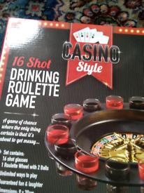 16 shot drinking game