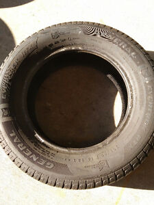 225 60 R16 all season tire - Excellent tread remaining