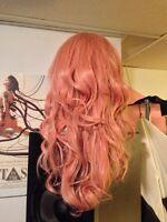 Final Fantasy XIII Lightning Cosplay wig