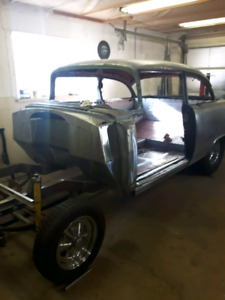 1955 Chevy Gasser project