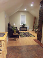 ** AVAILABLE SEPT 1ST **  Relaxing Quiet Country 1 Bedroom
