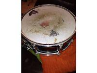 """Mapex 13"""" snare drum"""
