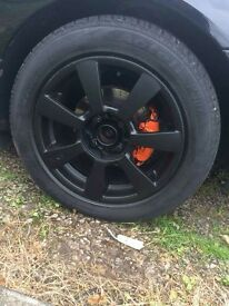 """Multi fit 16"""" oz wheels 4x108 + 4x???"""