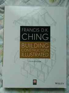 Building Construction Illustrated textbook for sale! Never used!