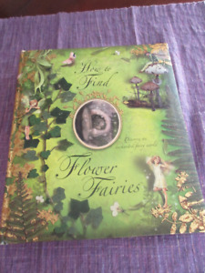 How to Find Flower Fairies Hardcover Pop-UP Book  GORGEOUS