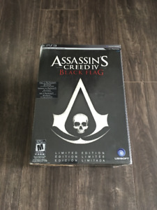 Assassins Creed Black Flag Collectors Edition Brand New