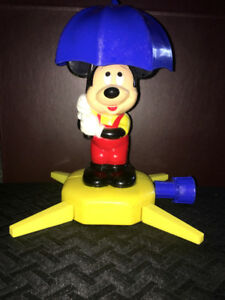 VINTAGE MICKEY MOUSE SPRINKLER