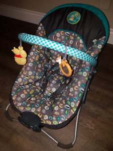 Child bouncy chair