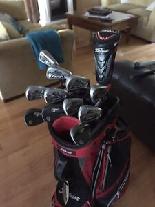 Titleist ap2 iron sent and vokey sm5 wedges