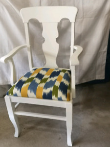 Shaby Chic Desk or Accent Chair