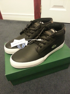 ---------- Mens LACOSTE Shoes ---------- BRAND NEW ----------