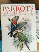 Parrots of the world book