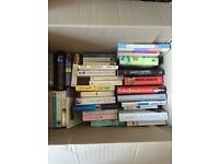 100+ Books free (Car Boot)