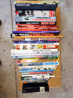 Lot of Aeroplane Books