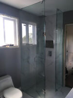 FengRun Glass & Mirrors Ltd. Custom Glass Shower Enclosures